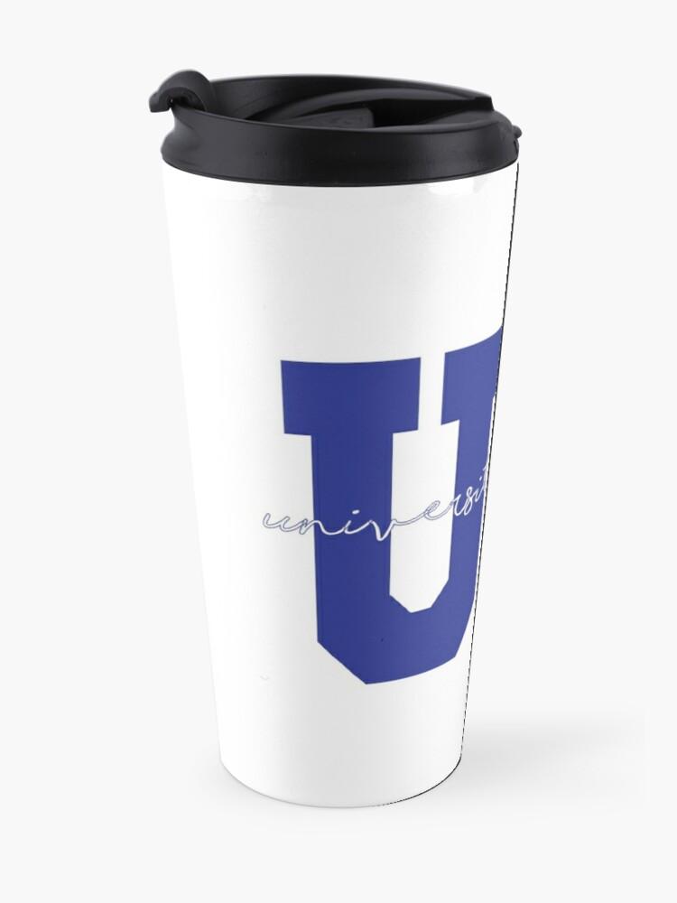 Alternate view of University at Buffalo Travel Mug
