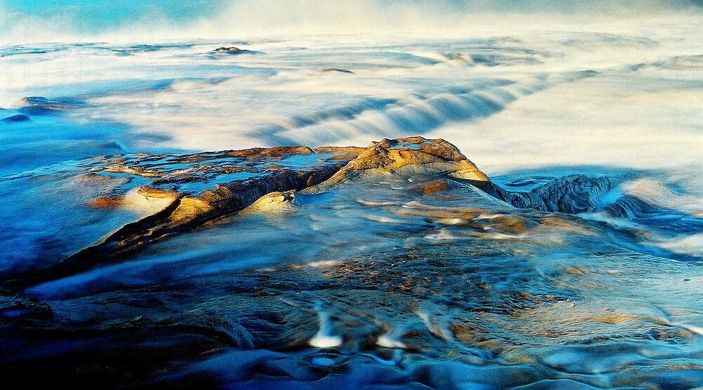 The flow by Arran Pratt
