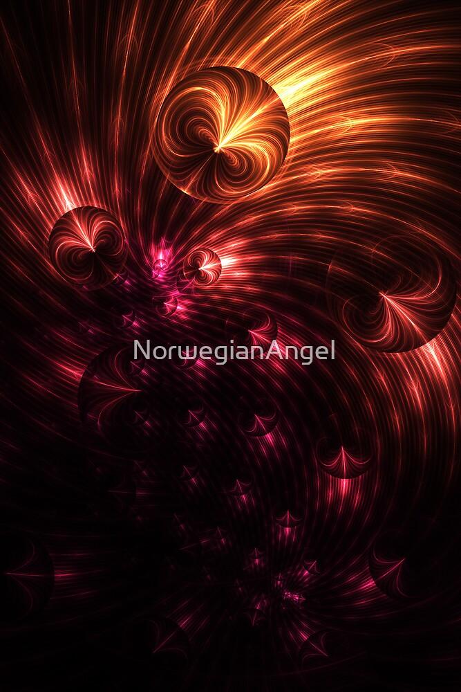 S U P E R H E A T by NorwegianAngel