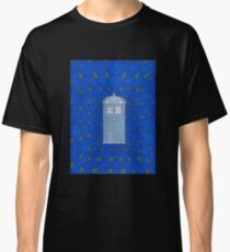 TARDIS in Flight Classic T-Shirt