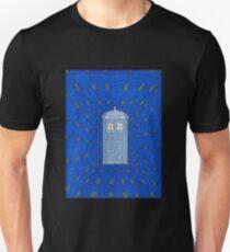 TARDIS in Flight Unisex T-Shirt