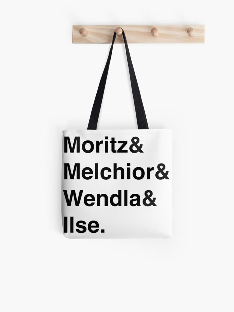 Spring Awakening Helvetica Black Font | Tote Bag