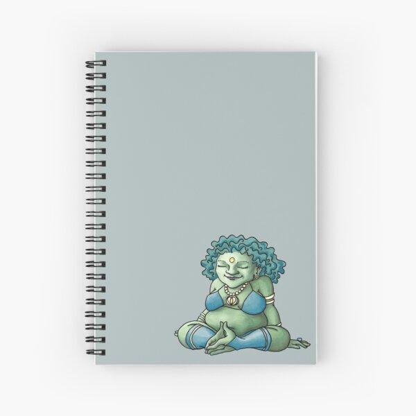Zen na Gig Spiral Notebook
