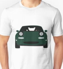 MIATA Mazda mx5 NA GREEN T-Shirt