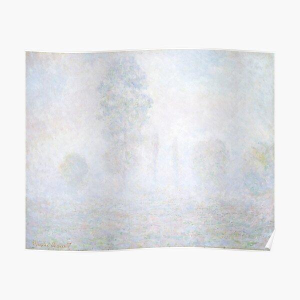 Morning Haze by Claude Monet Poster