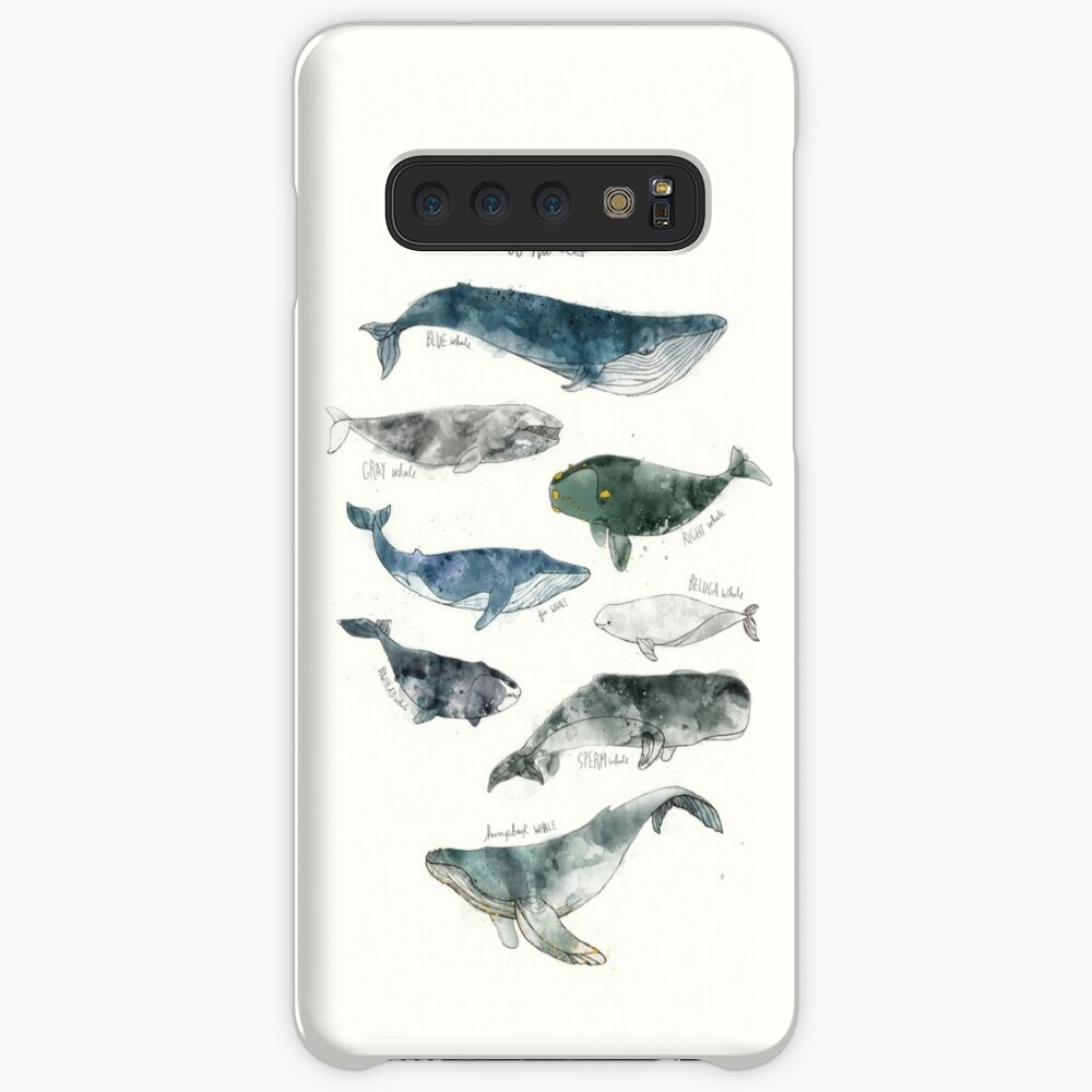 Whales Cases & Skins for Samsung Galaxy