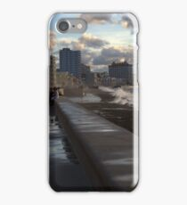 Malecon, Havana iPhone Case/Skin