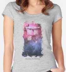Trip of a Lifetime shirt Women's Fitted Scoop T-Shirt
