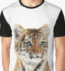 Little Tiger Graphic T-Shirt