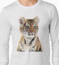 Little Tiger Long Sleeve T-Shirt