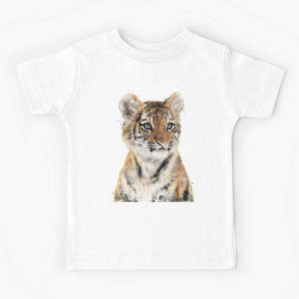 Little Tiger Kids T-Shirt
