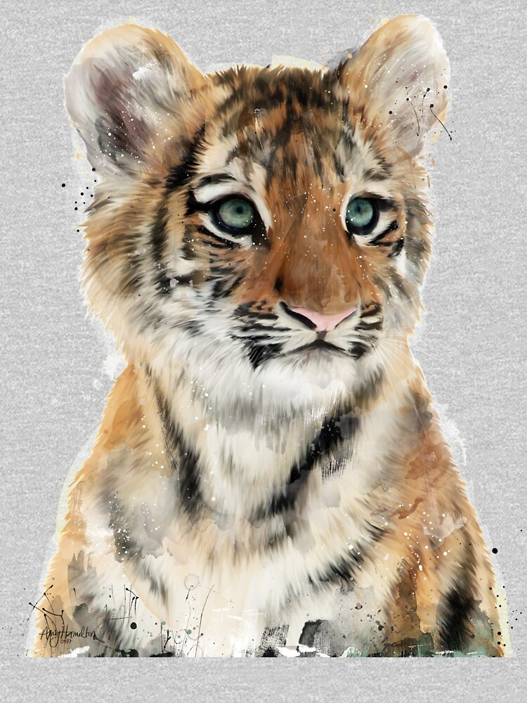 Little Tiger by AmyHamilton