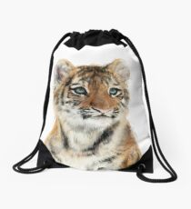 Little Tiger Drawstring Bag