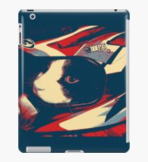 Mr. Speed iPad Case/Skin