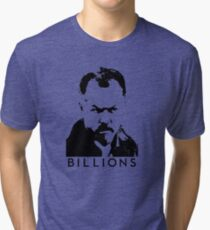 Great Mike Vagner «Wags» from Billions Tri-blend T-Shirt