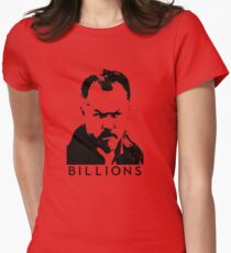 Great Mike Vagner «Wags» from Billions Womens Fitted T-Shirt