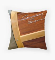 Country Squire Throw Pillow