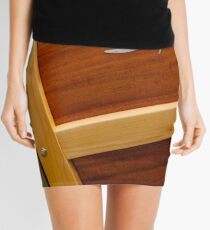 Country Squire Mini Skirt