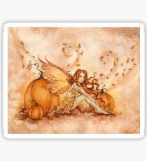 Autumn Fae Sticker