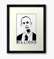 "Wonderful ""Taylor"" - Billions TV series Framed Print"