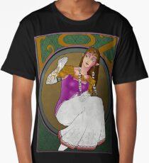 Zelda in Mucha Long T-Shirt