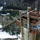 90 Meter Ski Jump by John Schneider