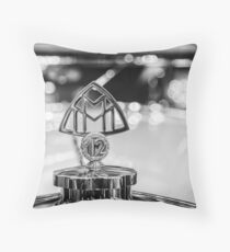 Maybach Throw Pillow