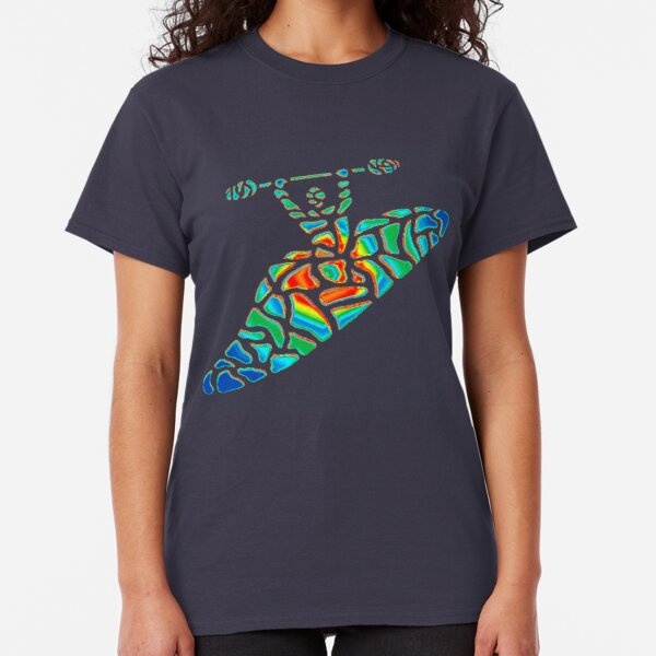 Kayak Country Classic T-Shirt