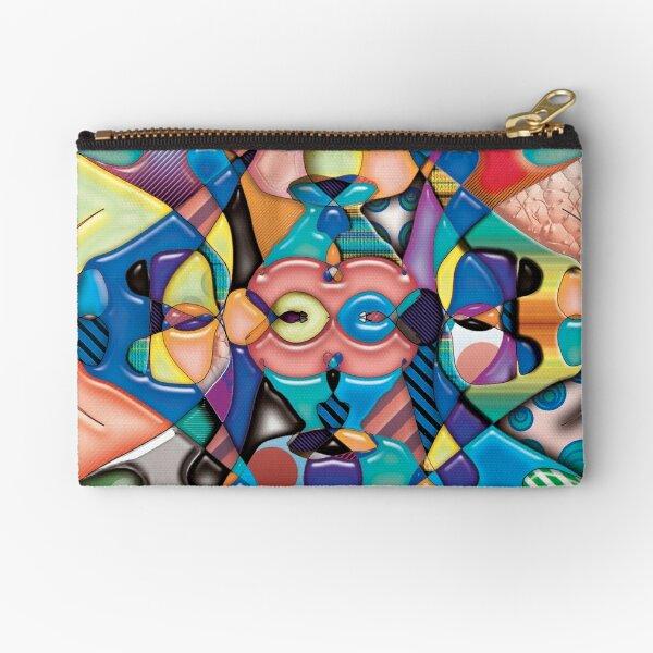 patchwork psychédélique Pochette
