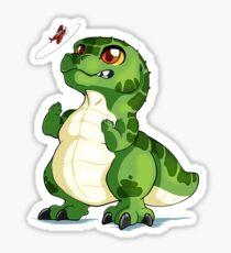 dino toy Sticker