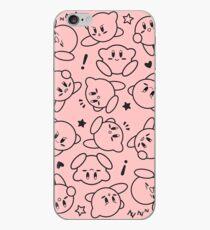 Vinilo o funda para iPhone Kirby Mass Attack!