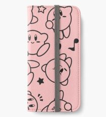 Kirby Mass Attack! iPhone Wallet/Case/Skin