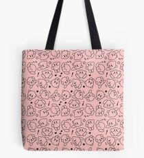 Kirby Mass Attack! Tote Bag