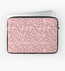 Kirby Mass Attack! Laptop Sleeve