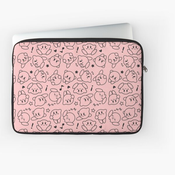 Kirby Mass Attack! Laptop Sleeve