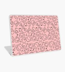 Kirby Mass Attack! Laptop Skin
