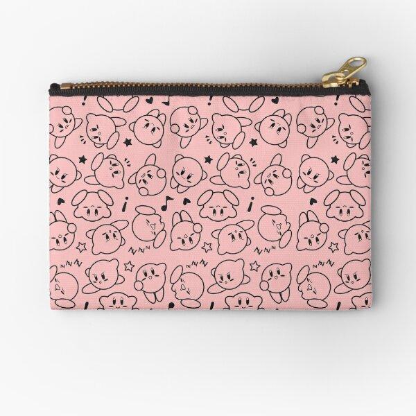 Kirby Mass Attack! Zipper Pouch