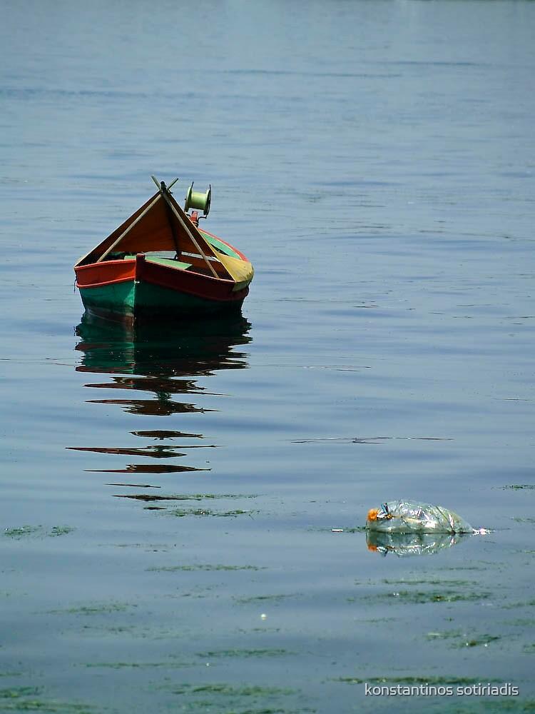 Sea polution by konstantinos sotiriadis