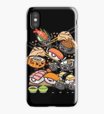 Sushi Party! iPhone Case/Skin