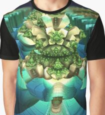 A Small World Graphic T-Shirt