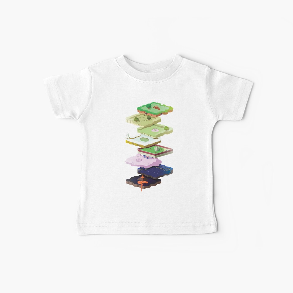 Your Sanctuary (Encadenado) Camiseta para bebés