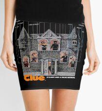 Clue Mini Skirt
