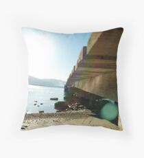 Poros Throw Pillow