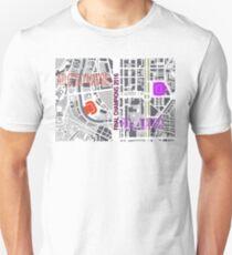 Madrid Football Stadiums   Unisex T-Shirt