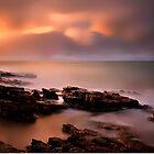 Sunset.....My favourite Place.....West Coast of Tasmania by Imi Koetz