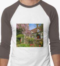 Colourful Spring Men's Baseball ¾ T-Shirt
