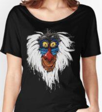 Crazy Rafiki Women's Relaxed Fit T-Shirt