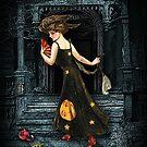 Halloween High Priestess - Trick Or Tarot by DuckSoupDotMe