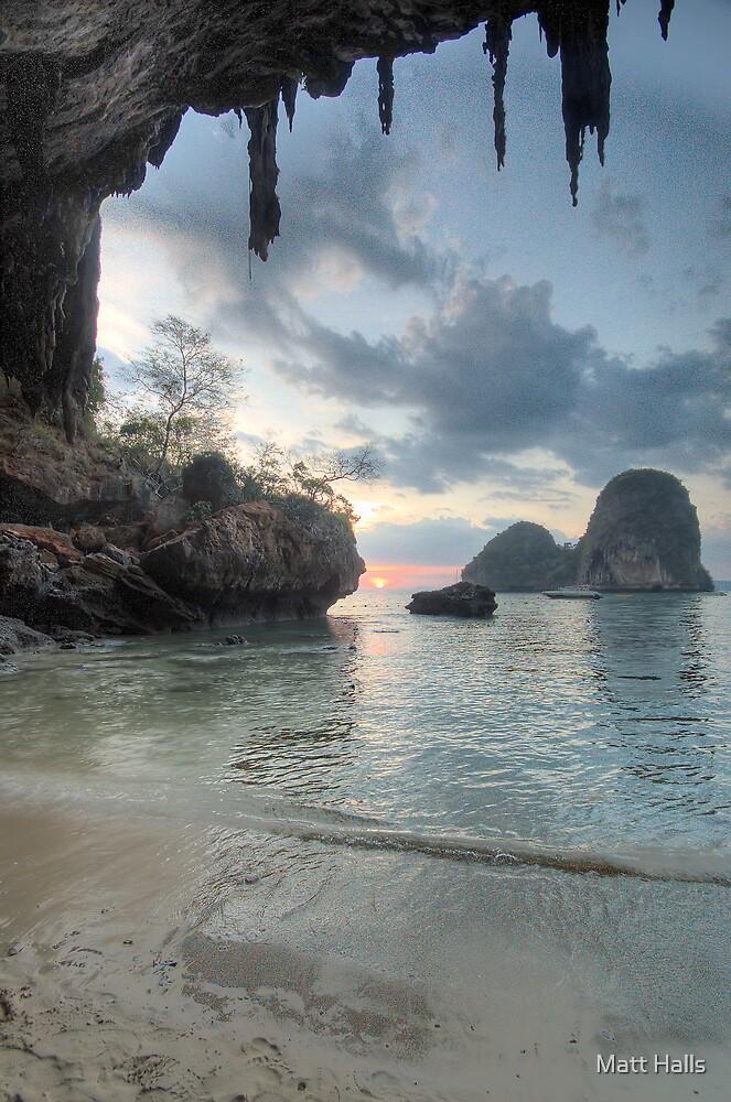 Phranang Cave by Matt Halls