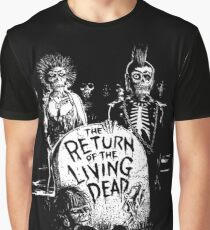 Return of the Living Dead Graphic T-Shirt